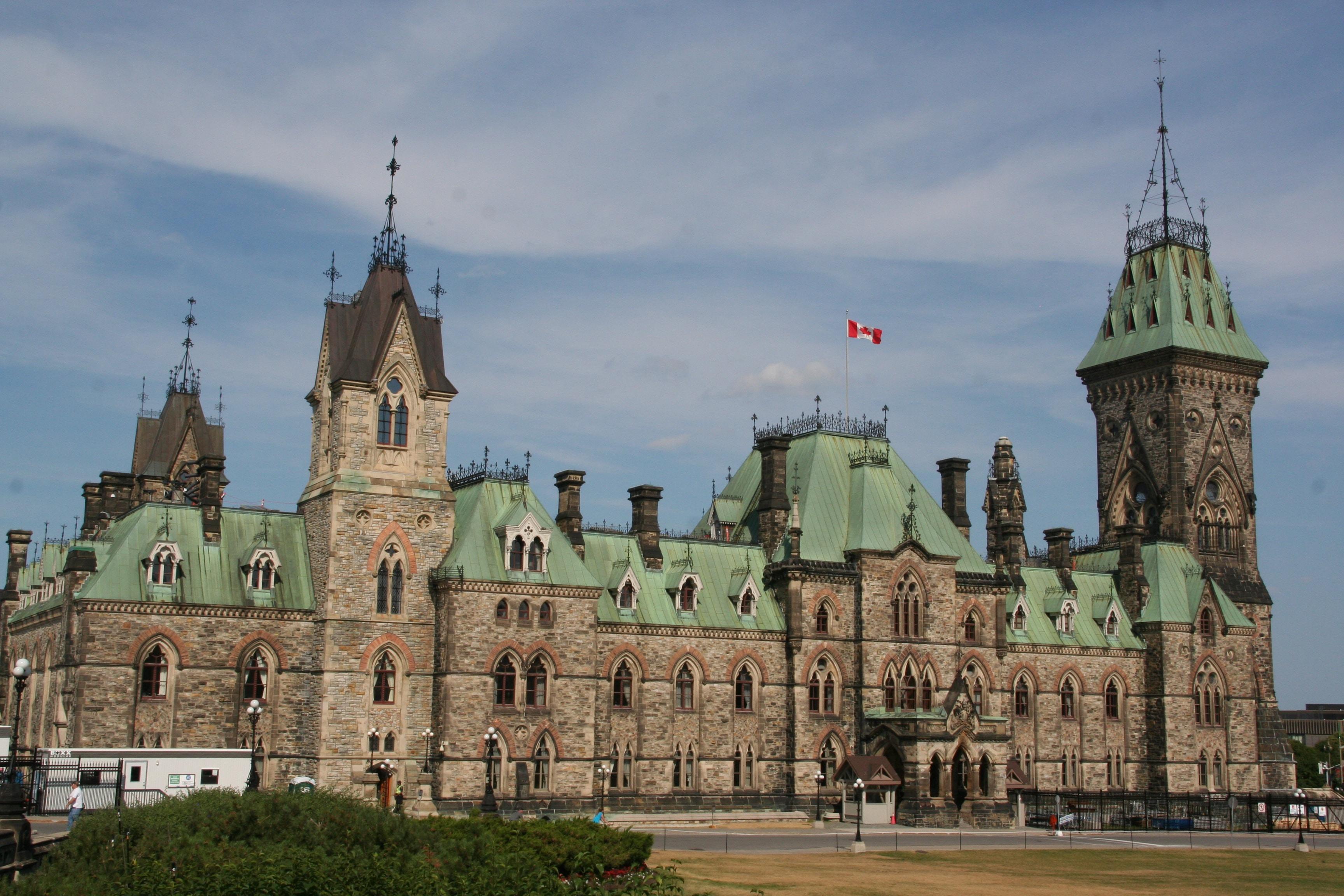Ottawa-Parlament