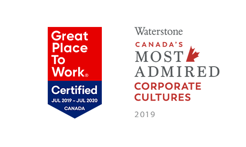 Best Workplace and Most Admired Culture