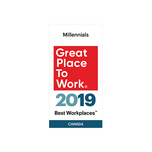 2019-Best place to work-Millennials