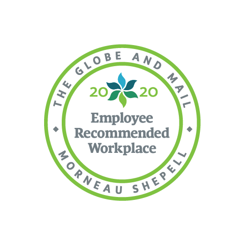 Employee Recommended Workplace Award