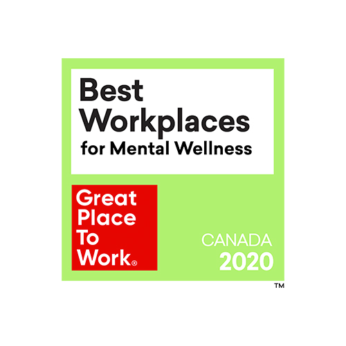 Best Workplaces for Mental Wellness 2020
