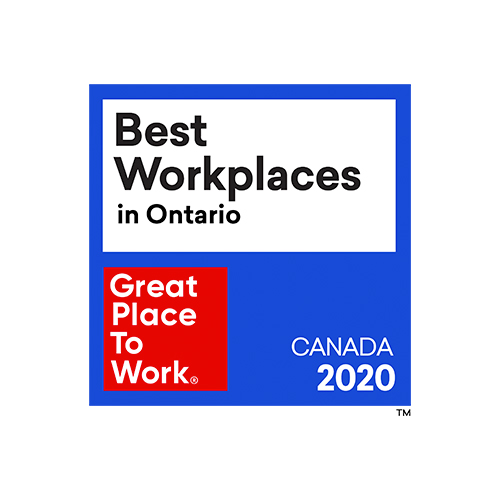 Best Workplaces in Ontario 2020