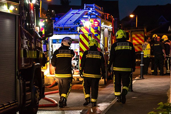 Resilient connectivity for first responders