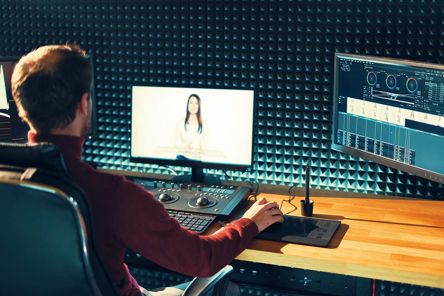 Accelerated Delivery to Post-Production