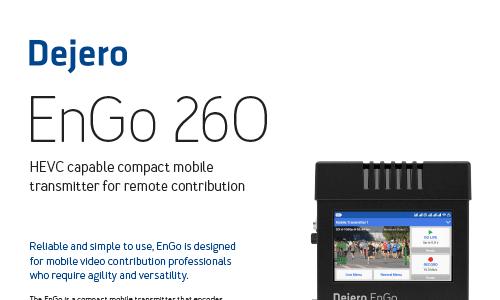 Dejero EnGo 260