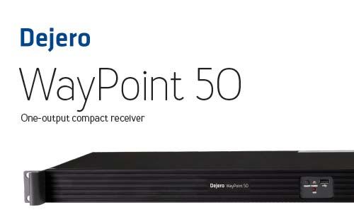 Dejero WayPoint 50